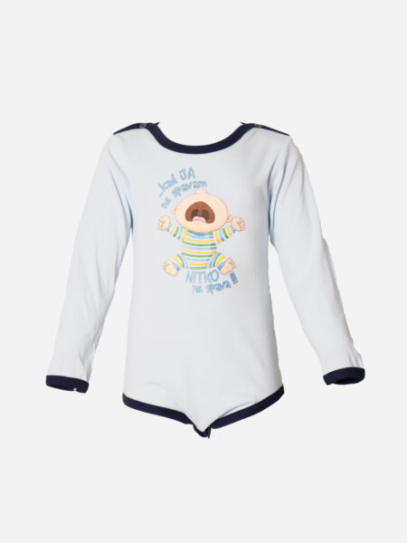 Baby pamučni body