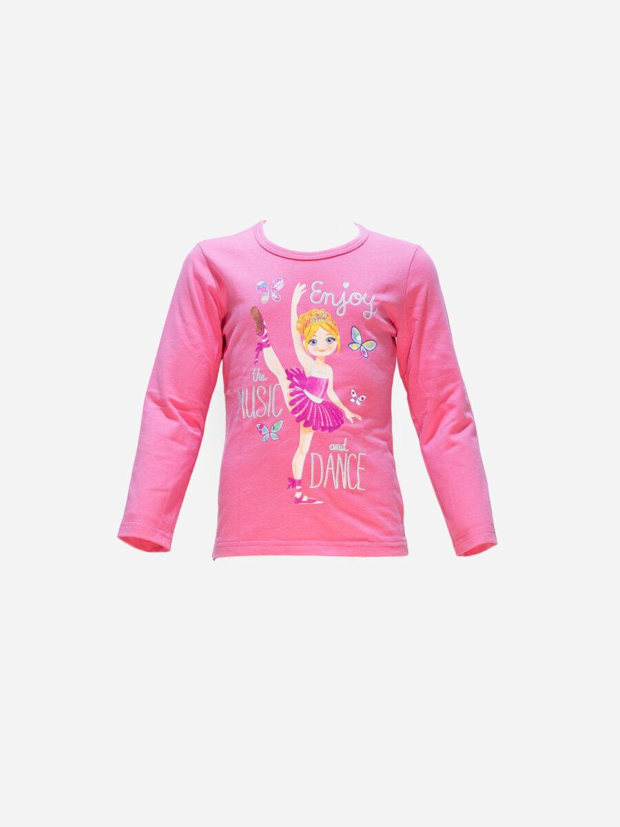 Dječja pamučna majica