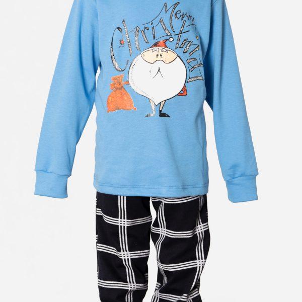 Baby pamučna pidžama. Mekana i ugodna. Kvalitetan print. Praktična za održavanje