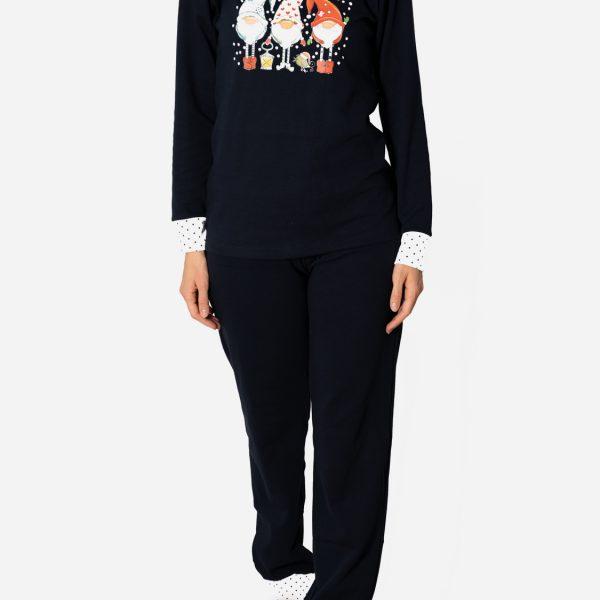 Ženska pidžama 100% pamuk
